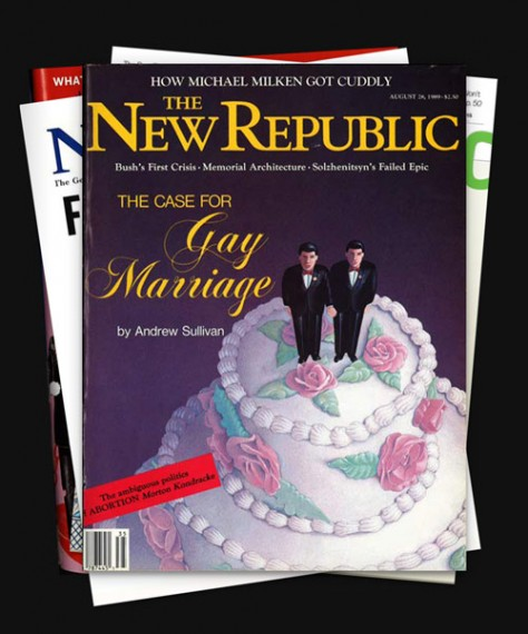 For gay marriage andrew sullivan essay